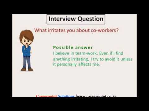 15 Most Common Interview Questions and Answers