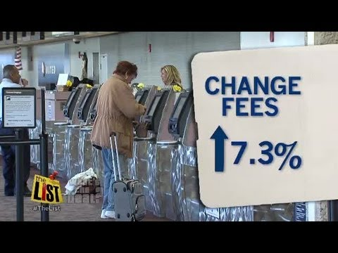 What's the Deal: Airline change fees