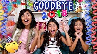 Year In Review 2018 - Recap Surprise - YouTube Kids Rewind // GEM Sisters