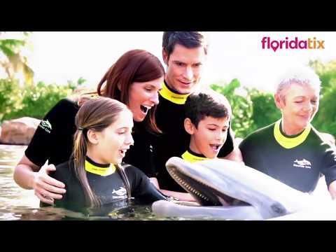 Discovery Cove with FloridaTix