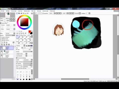 Blending Tutorial - Paint Tool SAI
