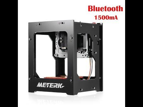 Meterk 1500mW  Laser Engraver Printer MT-01