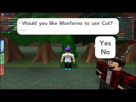 cut that tree-roblox pokemon brick bronze