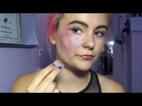 Creating bruises w/ makeup you already own!!!