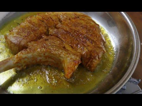 Tender & Juicy Pork Chop Simple Method