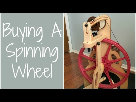 Buying A Spinning Wheel