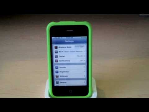 iPhone 3GS Battery Life - How to Improve It