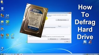 How To Defrag Windows 7 Windows 81 How To Speed Up Your Computer