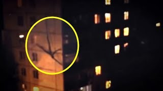 5 Slenderman Caught On Camera & Spotted In Real Life!
