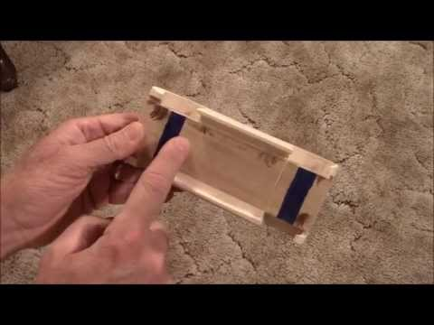 How to Make a Hollow Body Pinewood Derby Car