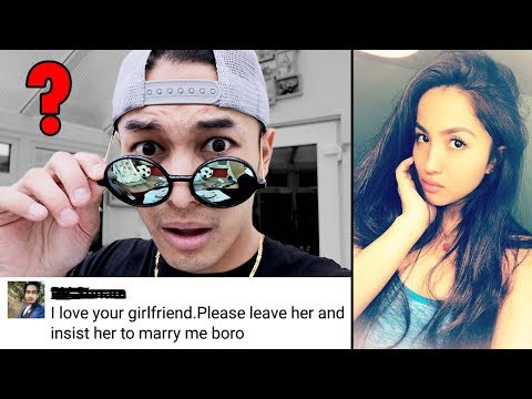 Leave Your GIRLFRIEND & Insist Her to MARRY ME?? - James Shrestha