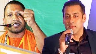 Yogi Adityanath Backs Salman Khan Over Ban on Pakistani Actors