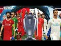 PES 2018 Final UEFA Champions League Real Madrid Vs Liverpool FC Gameplay PC