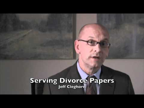 Serving Divorce Papers in Georgia | Georgia Divorce Law