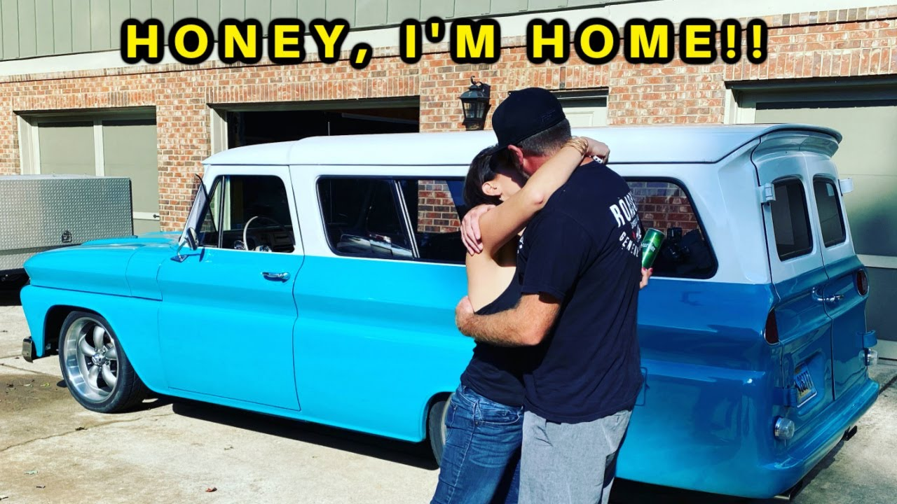 Surprising My Wife On Our Wedding Anniversary With a New Car-Finnegan's Garage Ep.118