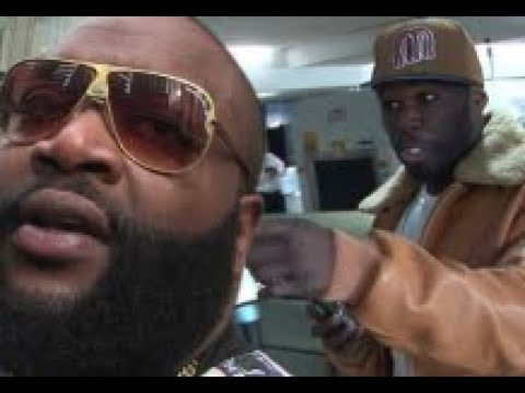 50 Cent Sends Message To Rick Ross Who's On Life Support