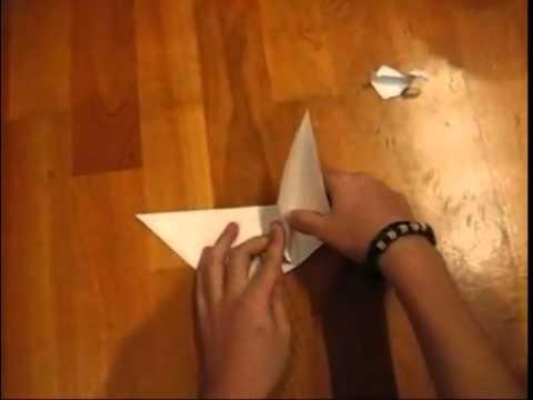 How to make Prison Break origami swan