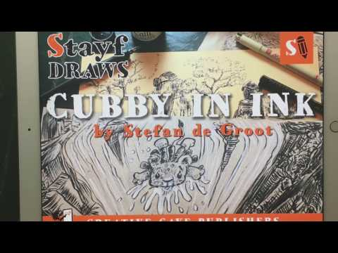 Cubby in Ink - FREE eBook on iBooks