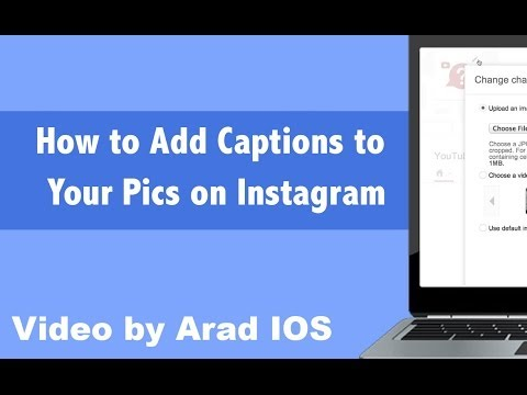 How to Add Captions to Your Pics on Instagram