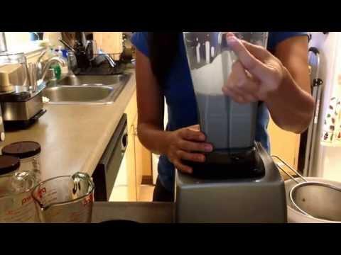 Creamy Cashew Vanilla Ice Cream- Vegan and Gluten-free