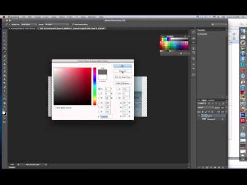 Photoshop CS6: Pen, Brush, Colors