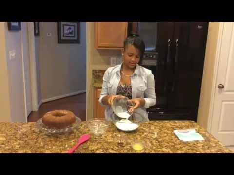Bake Like A Diva: Spanish Coffee Cake