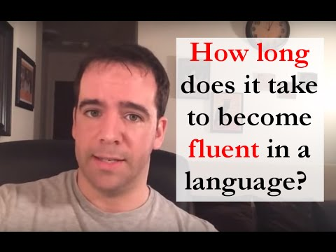 How Long Does It Take To Become Fluent In A Language? Polyglot Gabriel Silva Tackles The Question!