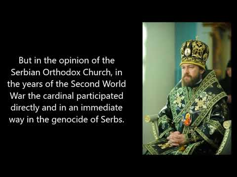 Chairman of the Moscow Patriarchate - Orthodox and Roman-catholics will not unite.