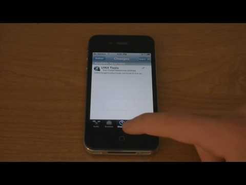 How To Jailbreak & Unlock iPhone 4 on 4.0/4.0.1 - iOS4