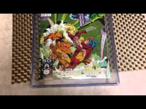 Wolverine eBay pick ups and NYCC CGC