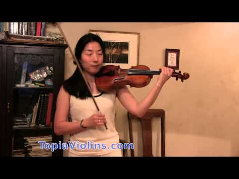 How To Practice Double Stops on the Violin