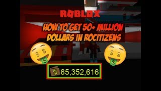 Roblox Rocitizen Free Money Cheat