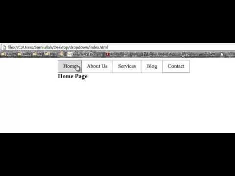 How to Highlight Current Page using jQuery and CSS
