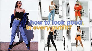 STYLING CLOTHING HAUL ♡ How To Look Good In Every Outfit