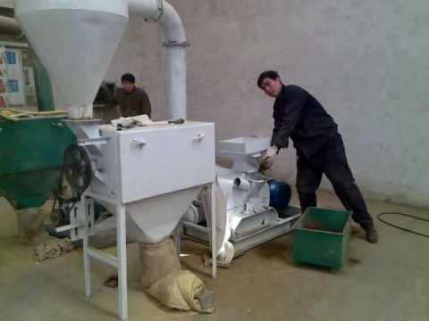 coconut shell powder making machine