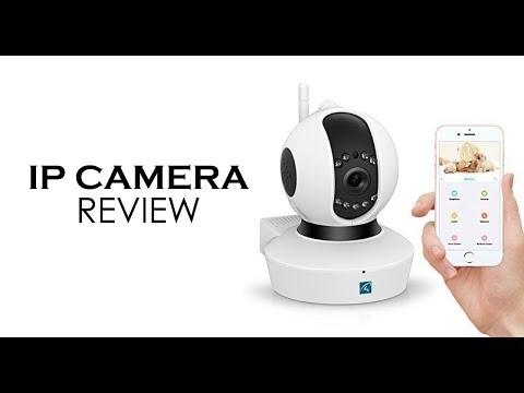 Wifi IP CCTV Wireless Camera Setup Review Hindi Watch Live on, Smart Phone