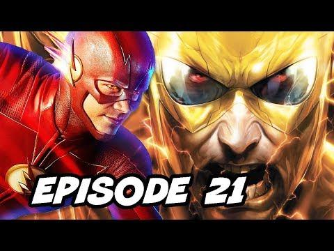 Xxx Mp4 The Flash Season 5 Episode 21 And Flash Finale Easter Eggs Breakdown 3gp Sex