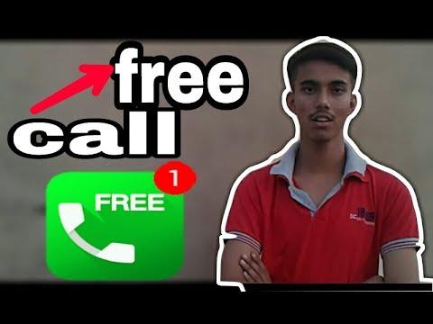 make a free phone call/free call app/