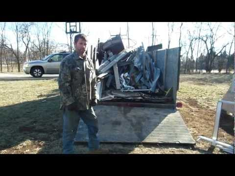 How To Scrap Metal From Foreclosed Homes