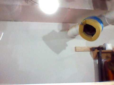Pump Action Ping Pong Ball/ Table Tennis Gun Inspired by Joerg Sparve