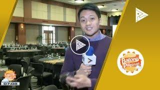 Update sa PICC kaugnay ng ika-60 anibersaryo ng Department of Science and Technology