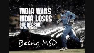 Mahendra Singh Dhoni- A Legend!!