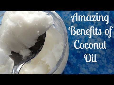 Coconut Oil Uses and Benefits Video: Healthy Diet