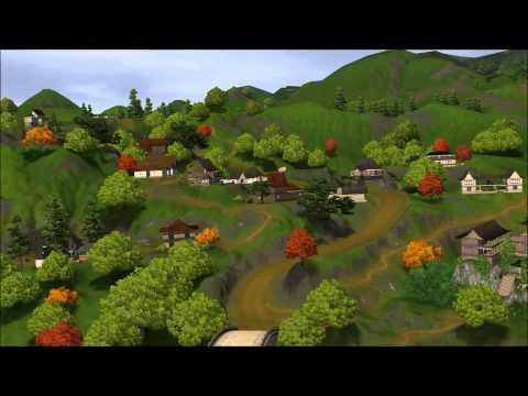The Sims 3 - Shang Simla China Intro Full HD