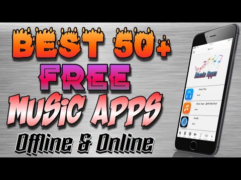 BEST 50+ FREE OFFLINE MUSIC APPS (NO JAILBREAK OR PC) iOS 9,10,11,12 iPhone,iPod & iPad
