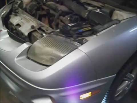 Pontiac Sunfire 01w 2.2l and a T45E transmission fluid & filter change fluid level check