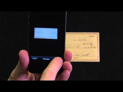 Deposit Checks to your Commonwealth CU Account using your iPhone or iPad 3