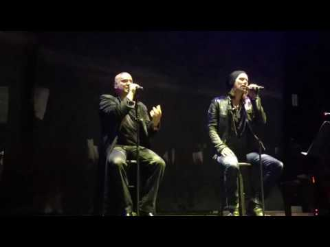 Myles Kennedy and Disturbed perform
