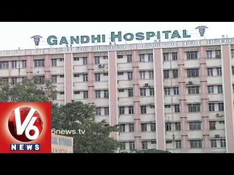 Gandhi Hospital about to Get a New Look to Serve - Hyderabad