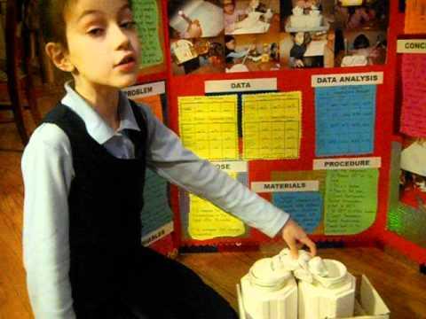 Science Fair Project Explanation Using Scientific Method